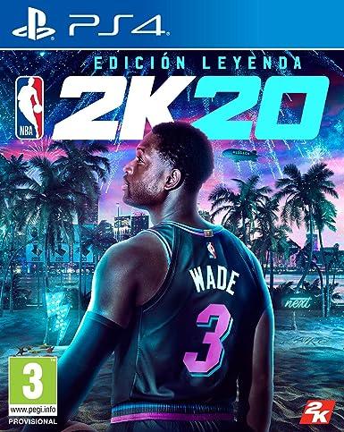 NBA 2K20 ED: Leyenda: playstation 4: Amazon.es: Videojuegos
