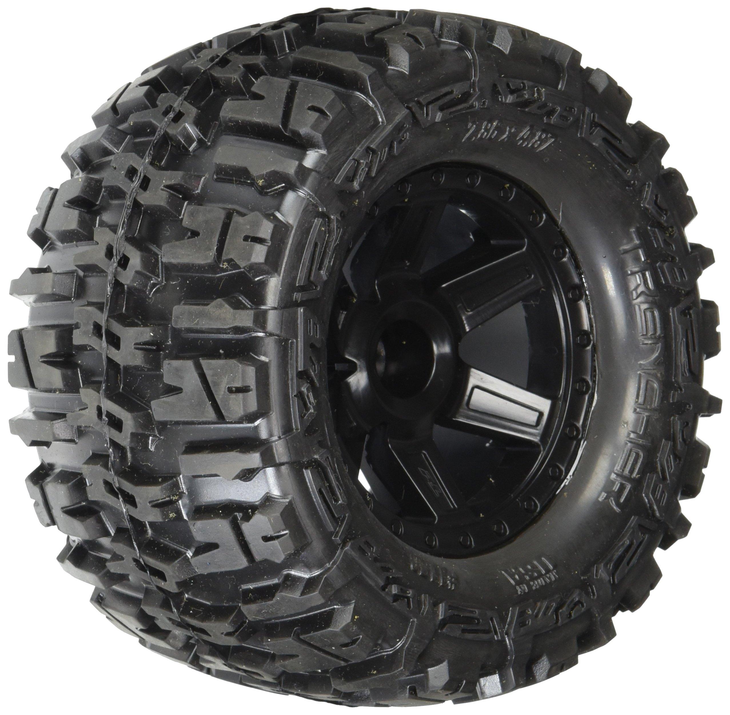 Proline 117012 Trencher 2.8'' All Terrain Tires Mounted for Jato, Nitro, Stampede