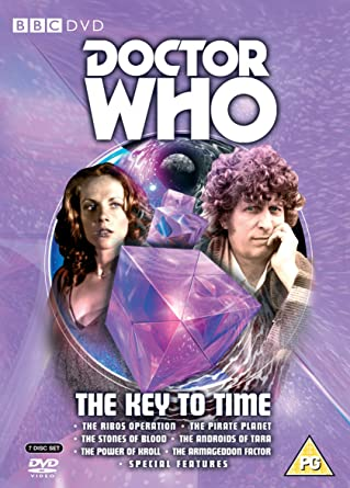 Picture of BBCDVD 2335 Doctor Who - The key to time boxed set by artist Robert Holmes / Douglas Adams / David Fisher / Bob Baker and Dave Martin from the BBC dvds - Records and Tapes library