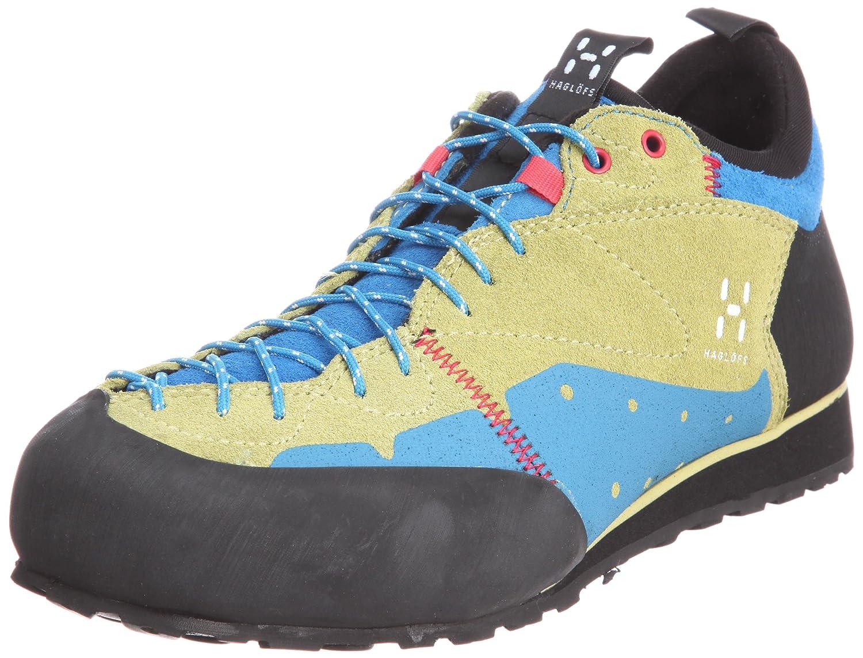half off fc45b 2b409 Haglöfs Roc Legend Q Hiking Shoes Budgie Green/A: Amazon.co ...