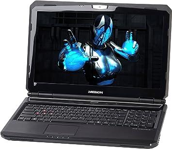 Medion ERAZER X6825 - Ordenador portátil (i7-3630QM, Blu-Ray DVD Combo, Touchpad, Windows 8, 64 bits, Intel Core i7-3xxx): Amazon.es: Informática