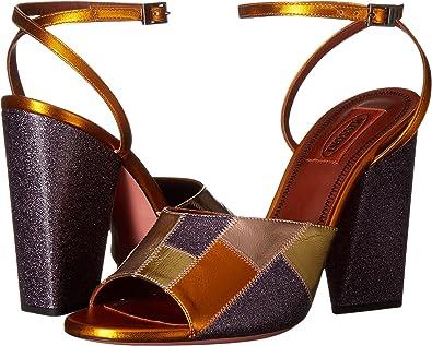 Missoni Patchwork Glitter Sandal 8gpZo