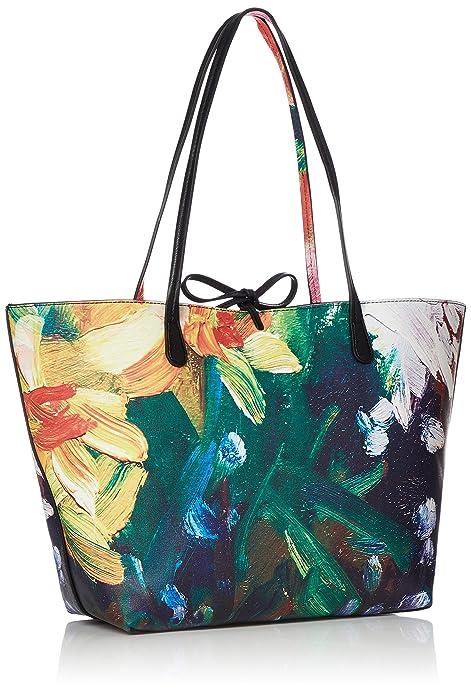 Desigual Bols Rep Bosco Capri 18WAXPX7 Women's Bag Plain
