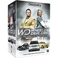 Wheeler Dealers: The Complete Collection [Import anglais]