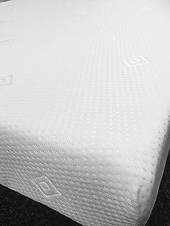 ikea size 80 x 200cm visco memory foam mattress anti dust mite removable washable - Slumber Solutions
