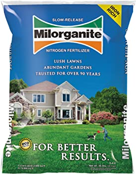 Milorganite 0636 Nitrogen Organic Lawn Fertilizer