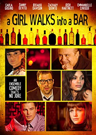 A Girl Walks Into A Bar Book