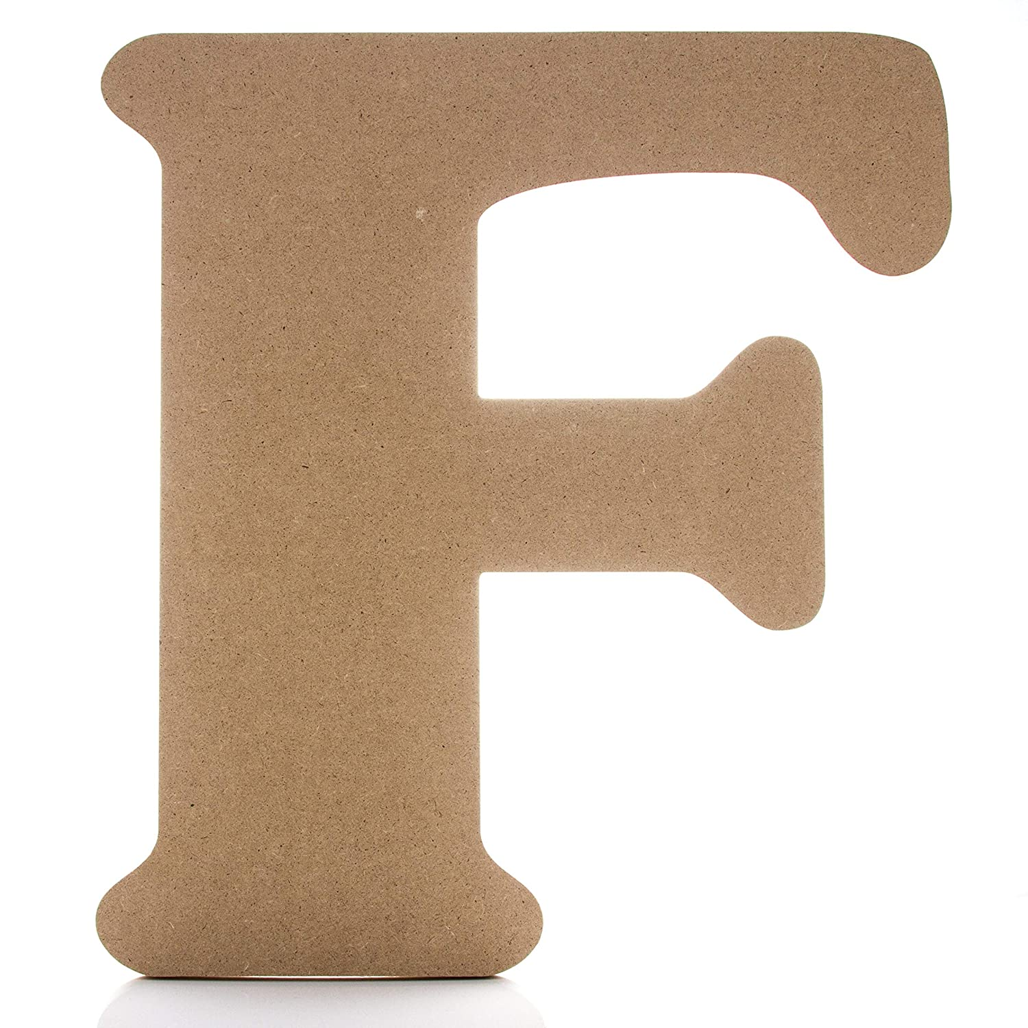 Large Wall Decor Letters 12 Wooden Letter F