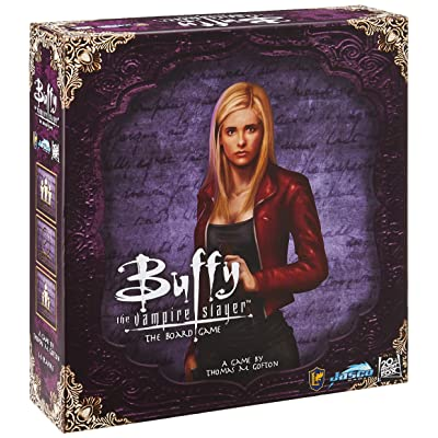 Jasco Buffy The Vampire Slayer Board Game: Toys & Games