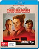 Three Billboards Outside Ebbing, Missouri (Blu-ray/Digital Copy)