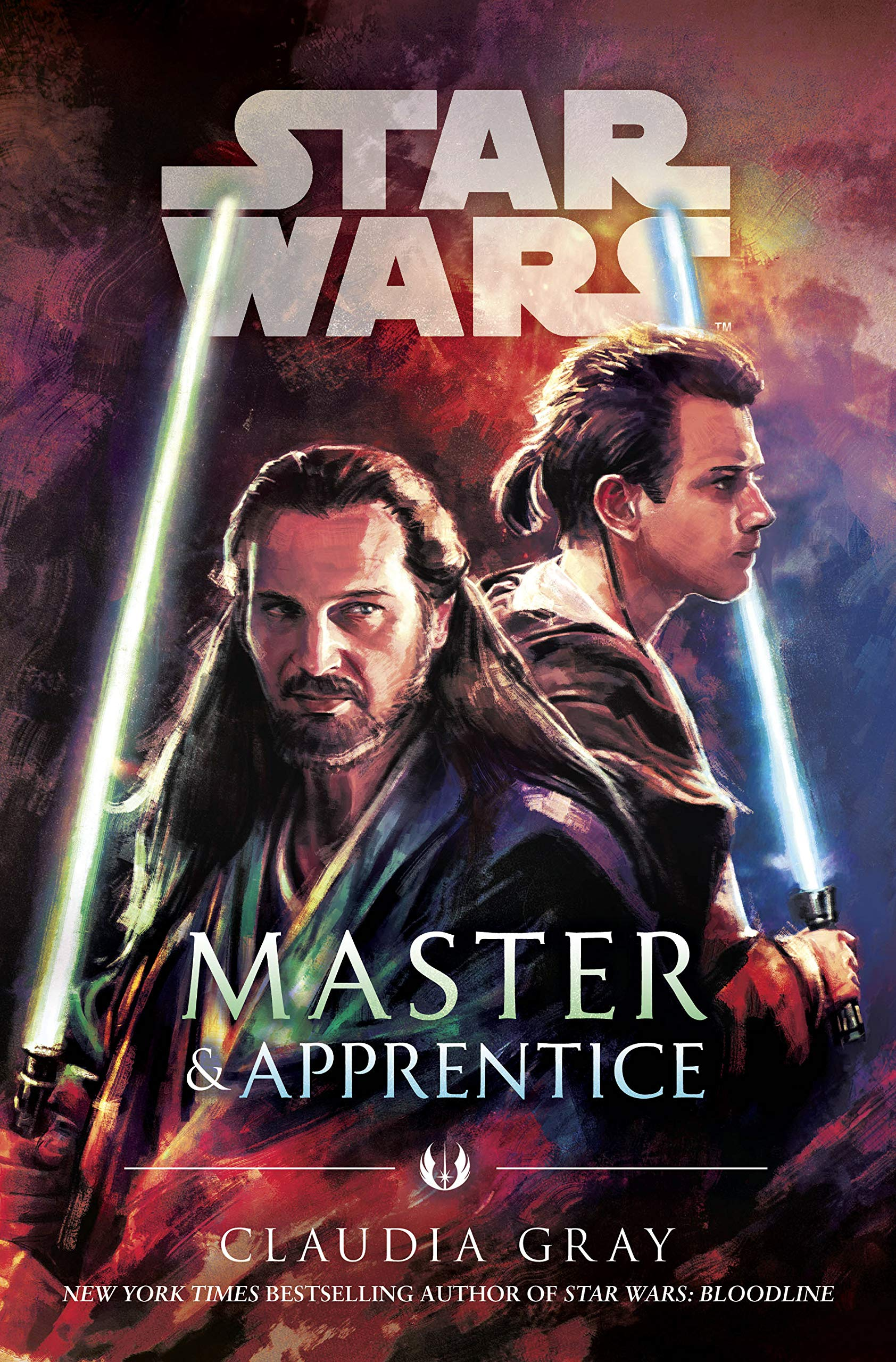 Master and Apprentice (Star Wars): Amazon.co.uk: Gray, Claudia ...
