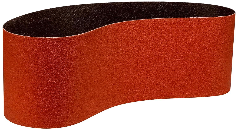 60 X-Weight 3M 67766 Cloth Belt 747D 6 x 264 3M Industrial Market Center Orange Pack of 1 Ceramic 6 x 264