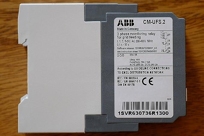 Abb cm ufs relè interfaccia per con rete amazon illuminazione