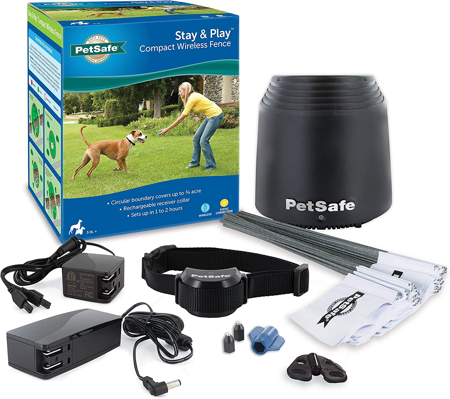 Best wireless electric dog fence 6