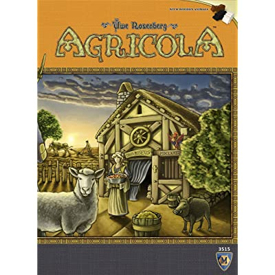 Agricola: Toys & Games