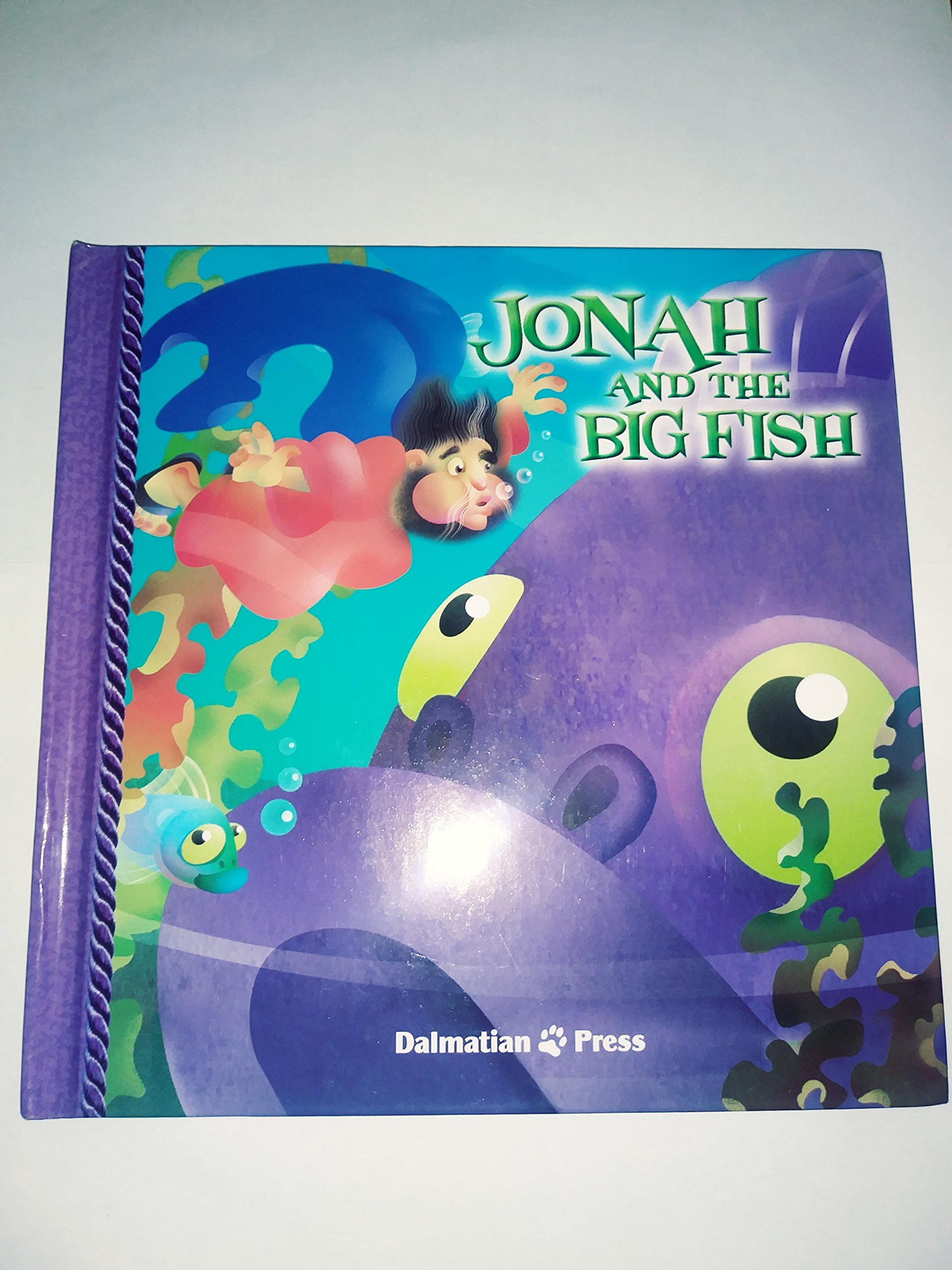 Read Online Jonah and the Big Fish ebook
