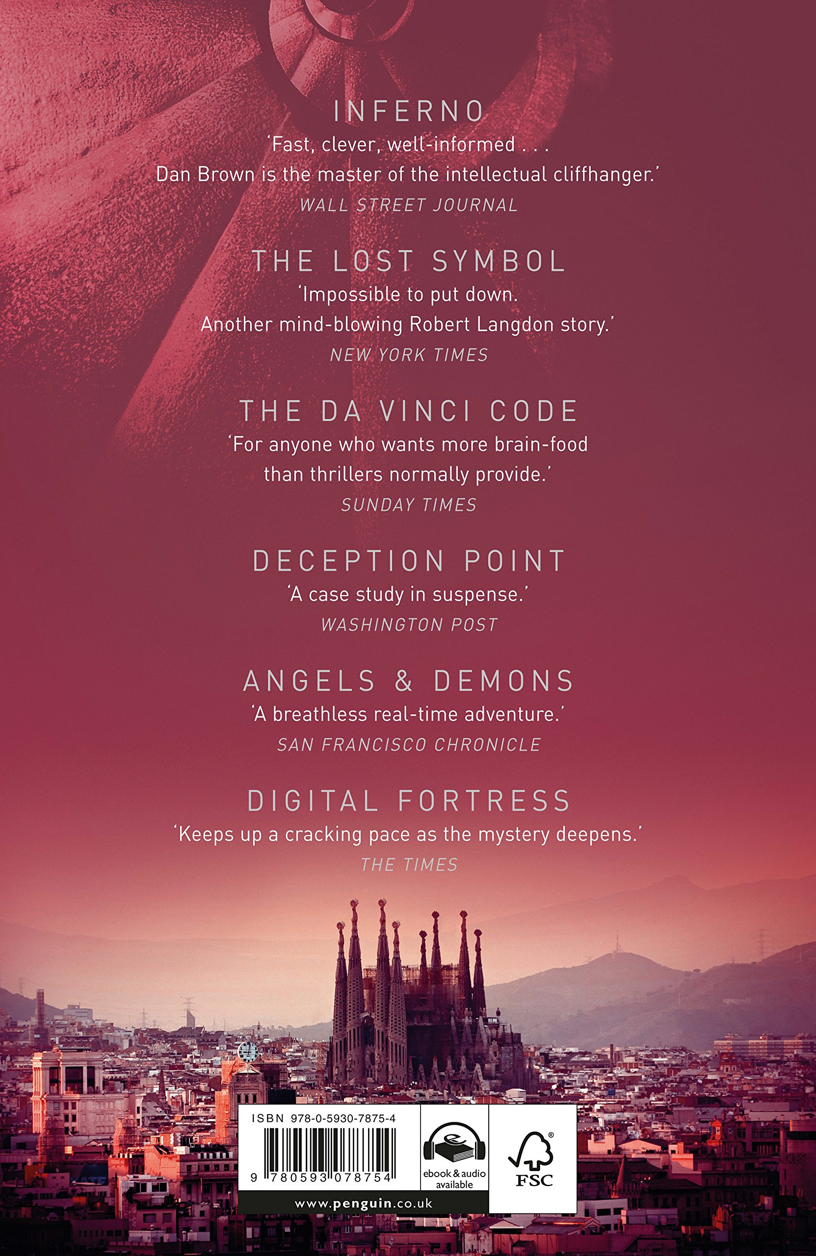 Buy Origin Number 5 Of The Robert Langdon Series Book Online At Low