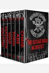 Savage Kings MC Box Set: Books 1-6 Kindle Edition