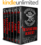 Savage Kings MC Box Set: Books 1-6
