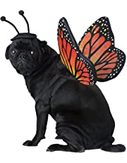 California Costume Collections PET20164 Monarch Butterfly Dog Costume, Large