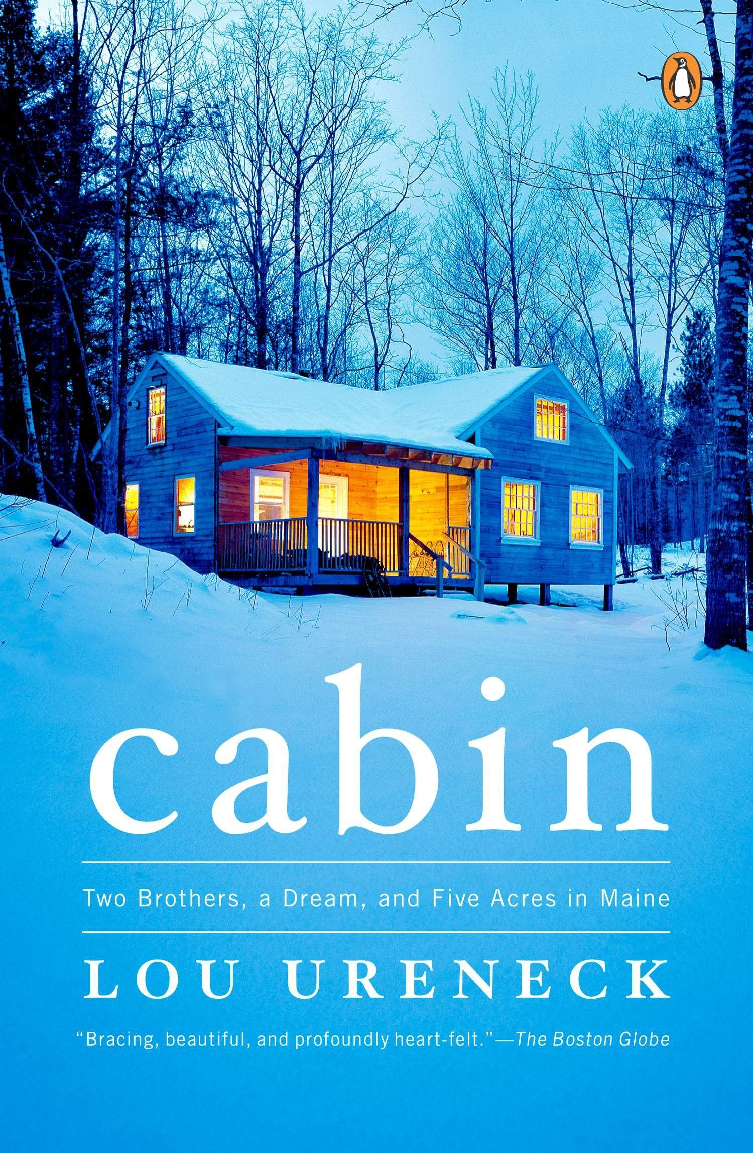 After a string of setbacks, a journalist reassembles his life in the mountains of Maine