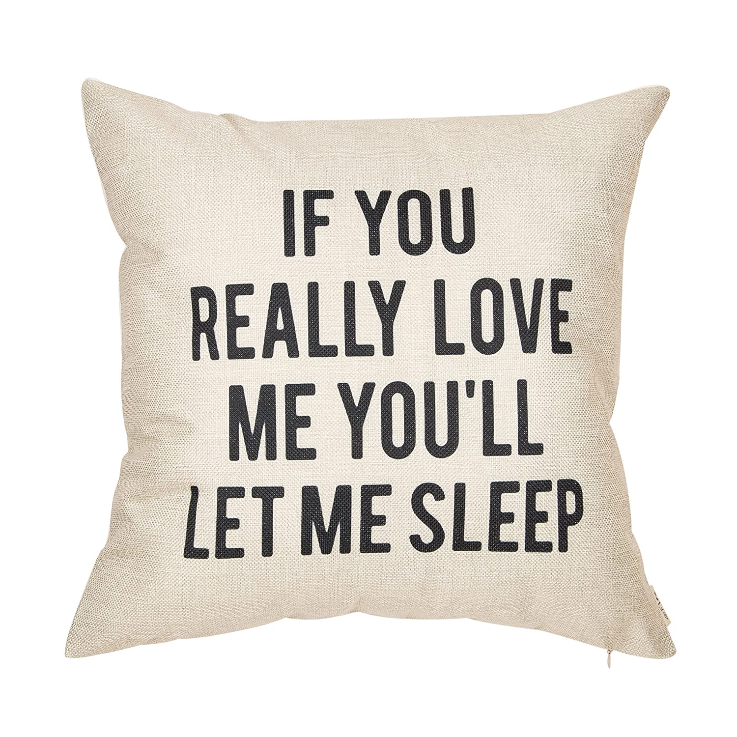 A pillowcase that may have spoken for him -Weird but actually smart Christmas gifts for guys - Todaywedate.com
