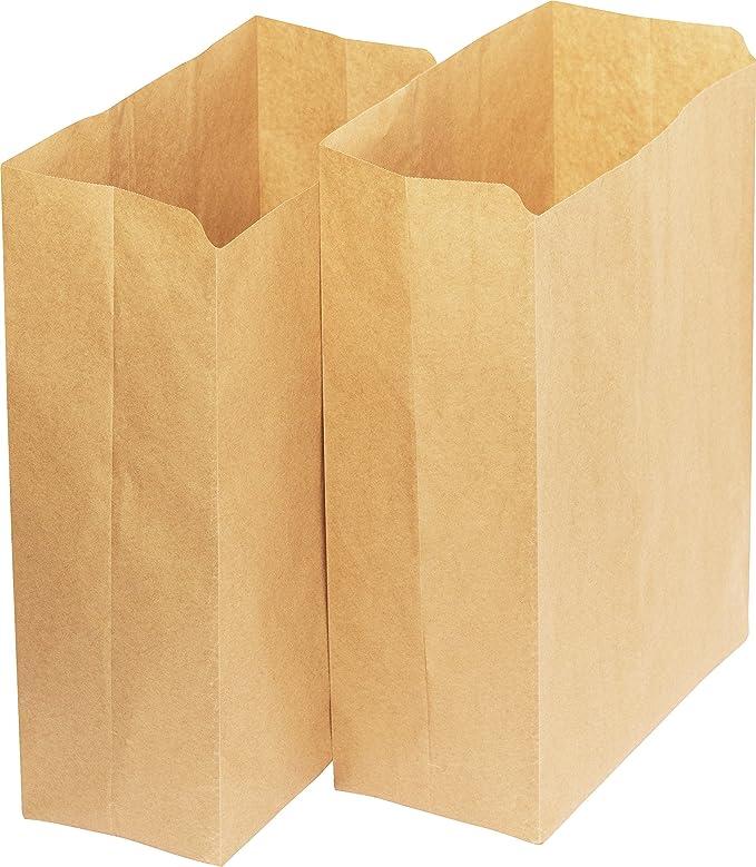Bolsa de papel Alina para residuos o para comida ...