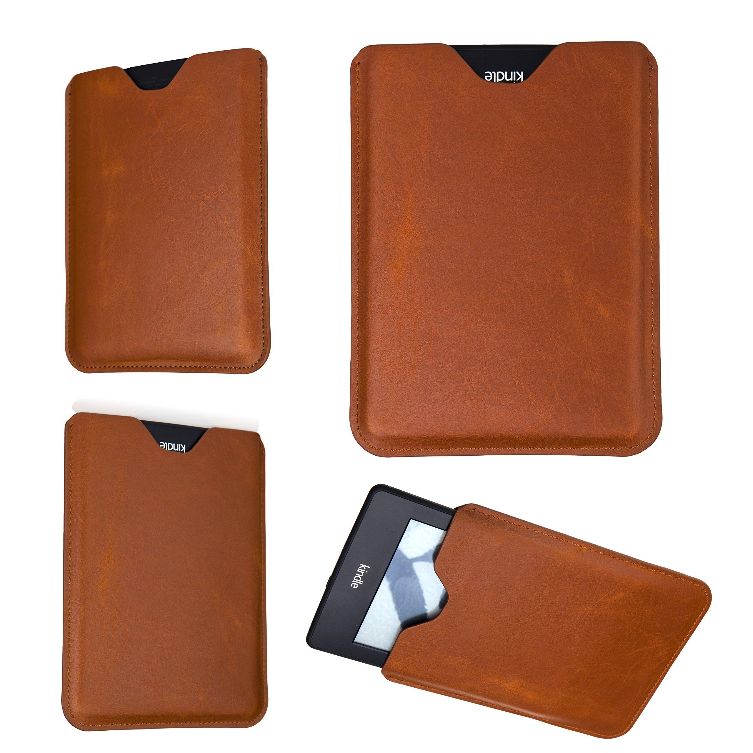 Bear Motion Premium Slim Sleeve Case Cover for Kindle
