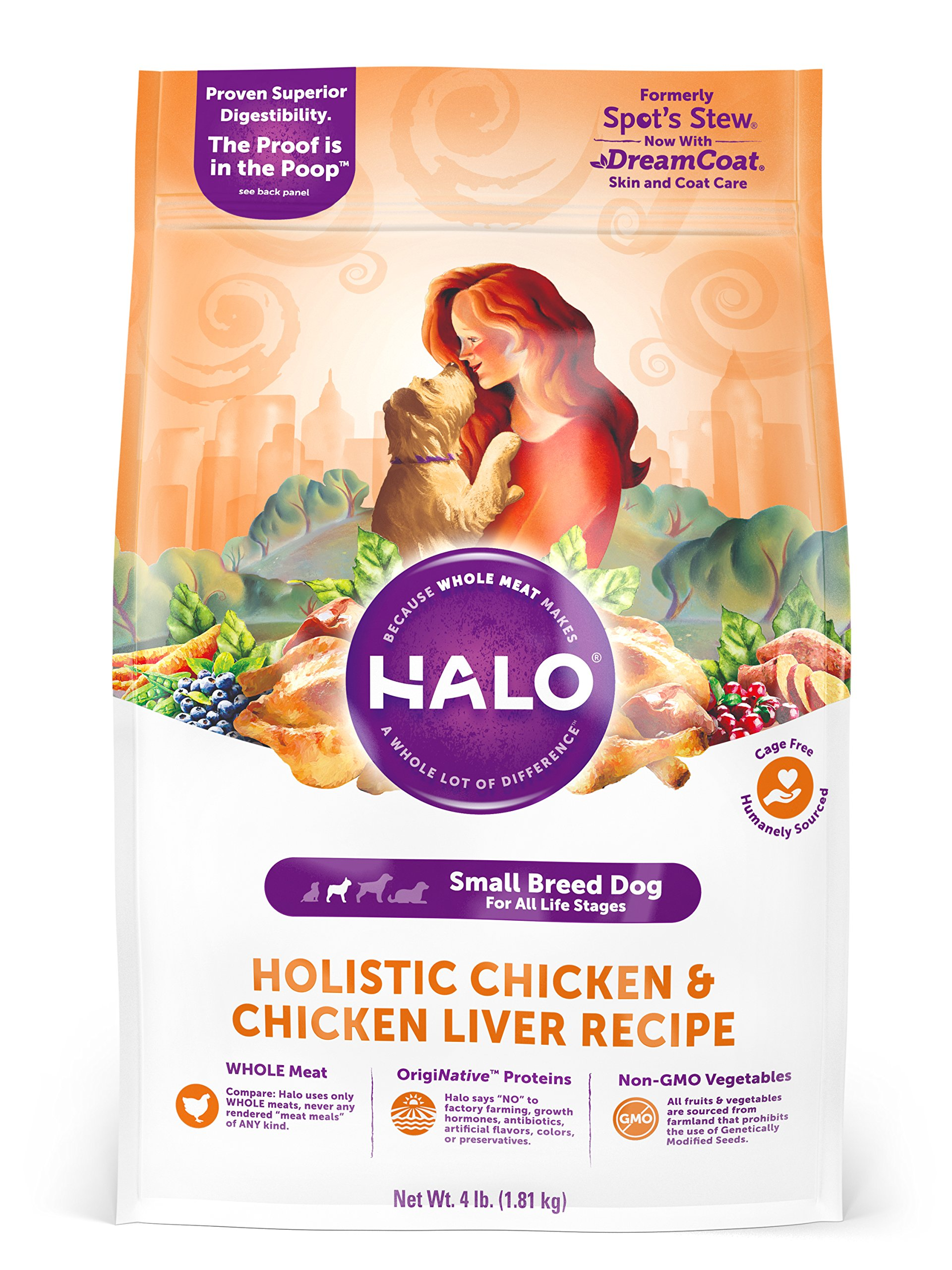 Halo Small Breed Dog Food