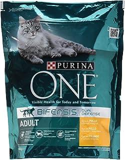 One - Alimento para Gato - Seco - 800 g Rico En Pollo Y Cereales Integrales