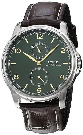 7bd9682b7656 Lorus R3A25AX9 Reloj Cuarzo para Hombre  Amazon.com.mx  Relojes