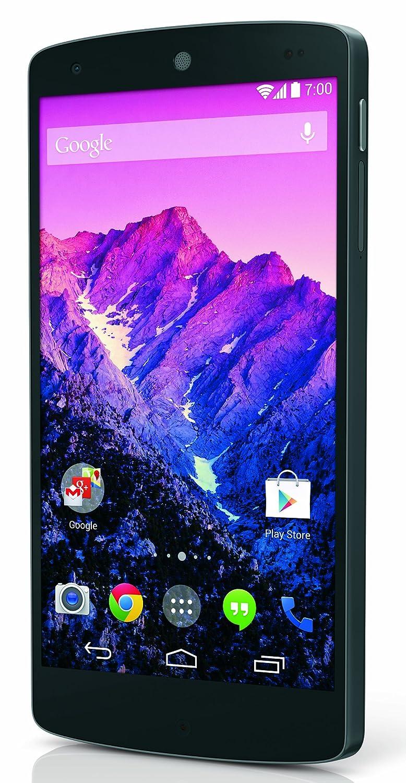 amazon com lg google nexus 5 black 16gb sprint cell phones