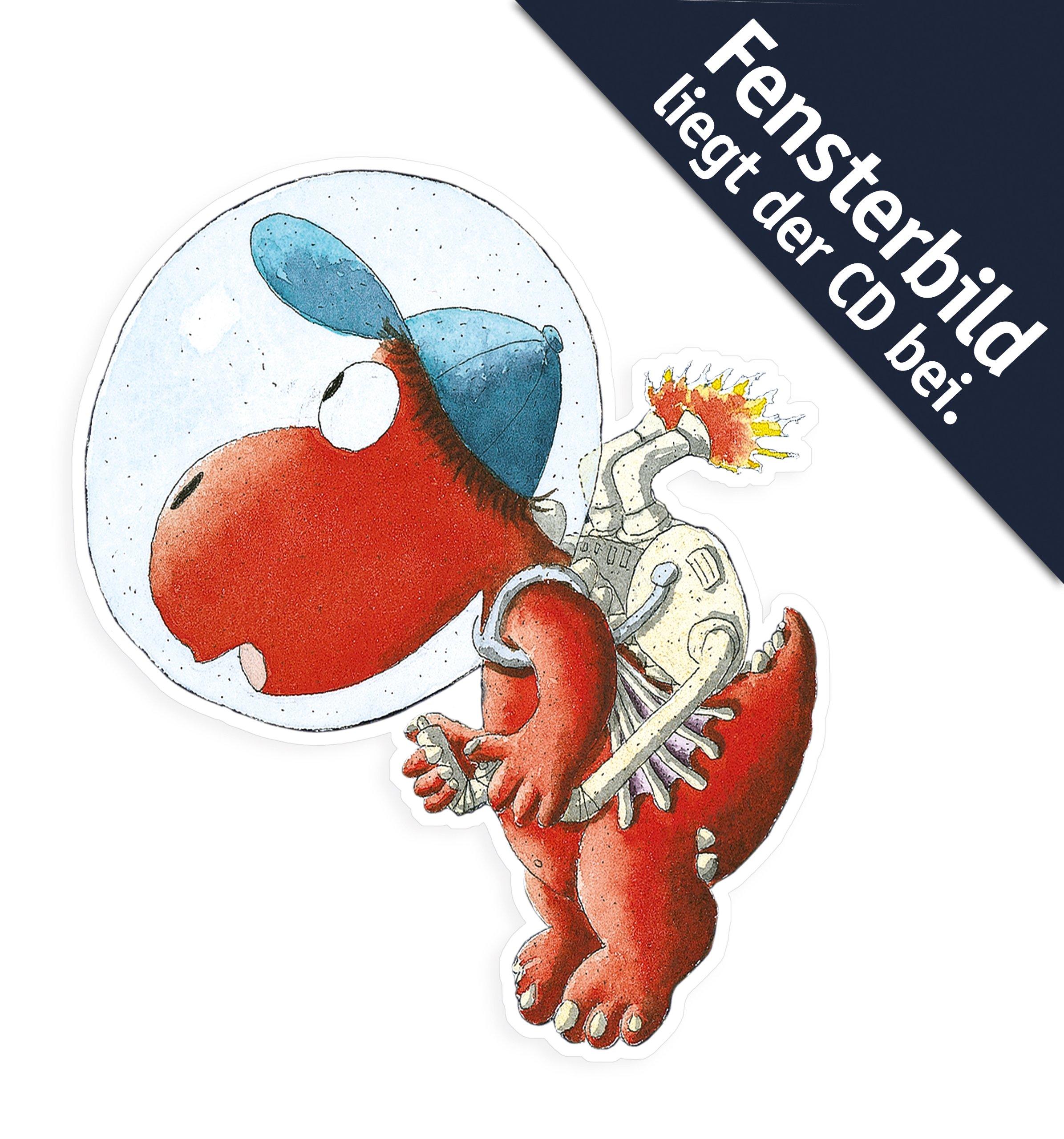 Der Kleine Drache Kokosnuss Im Weltraum Die Abenteuer Des Kleinen