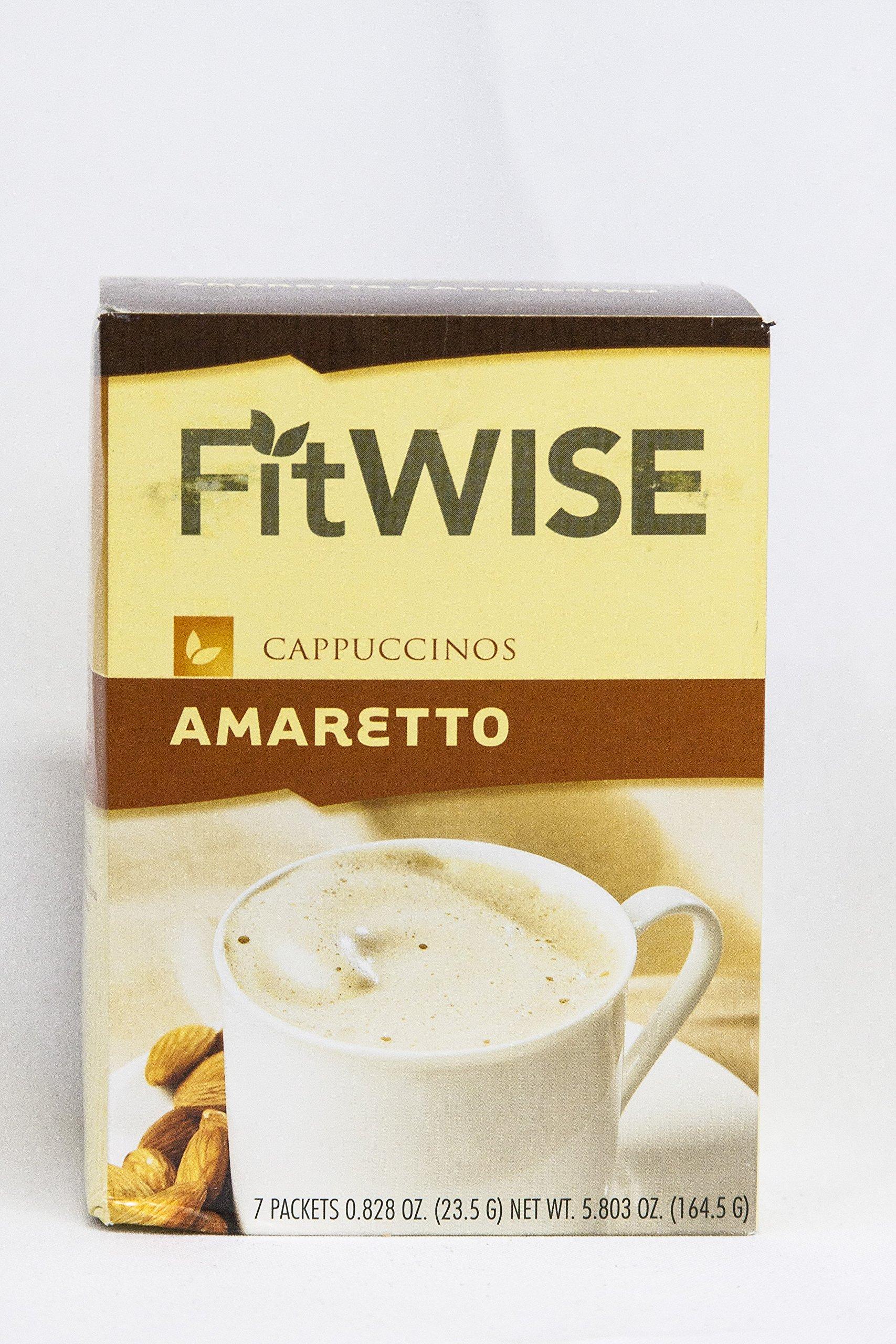 Fit Wise Amaretto Cappuccino Ideal Protein Compatible