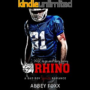 RHINO: A Bad Boy Sports Romance