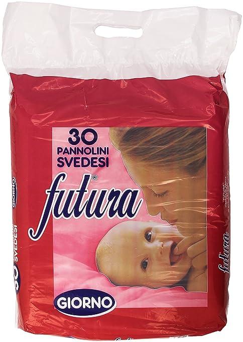 6 opinioni per Futura- Pannolini Svedesi, Giorno- 30 pezzi