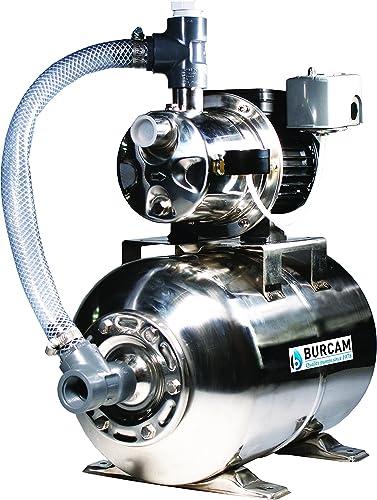 BurCam 506547SS SW Stainless Steel Jet Pump