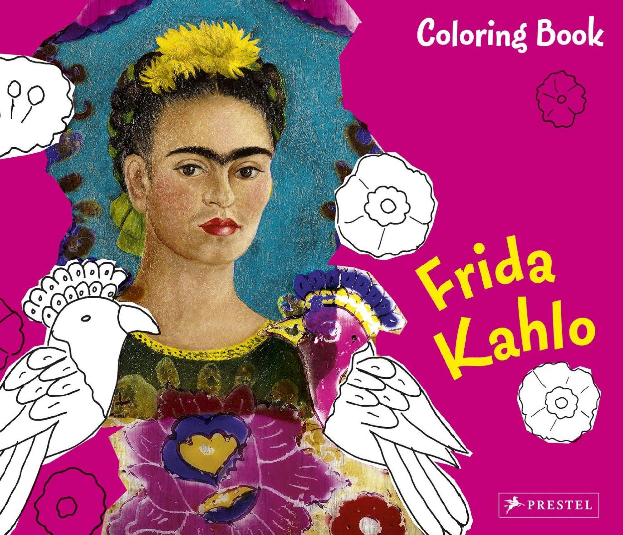 frida kahlo coloring pages – ktjava.info