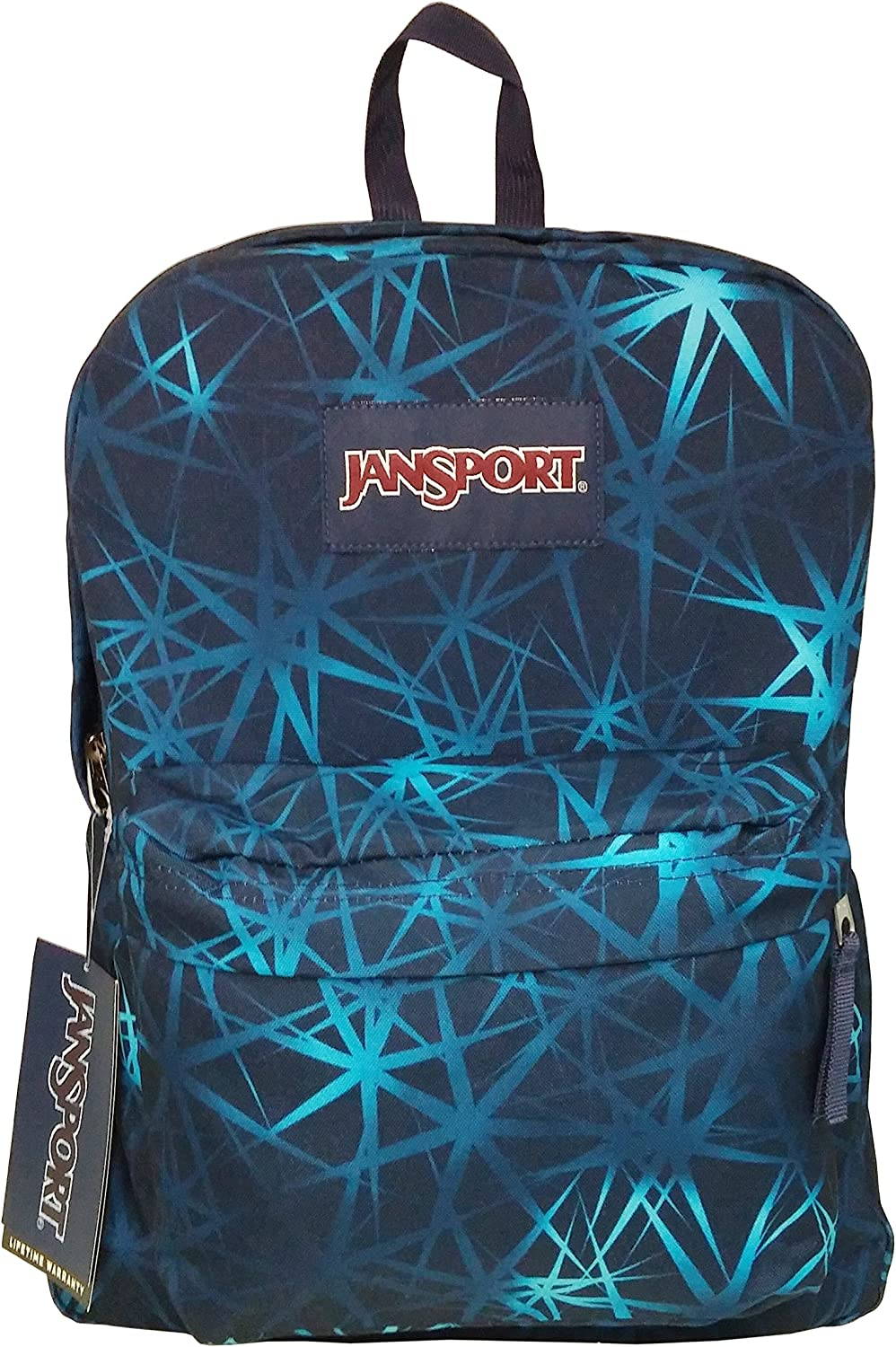 JANPSORT NAVY NIGHT SKY JanSport Classic SUPERBREAK BACKPACK