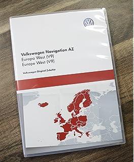 Volkswagen 3 C8051884dd Carte SD V10 Europe Système de Navigation