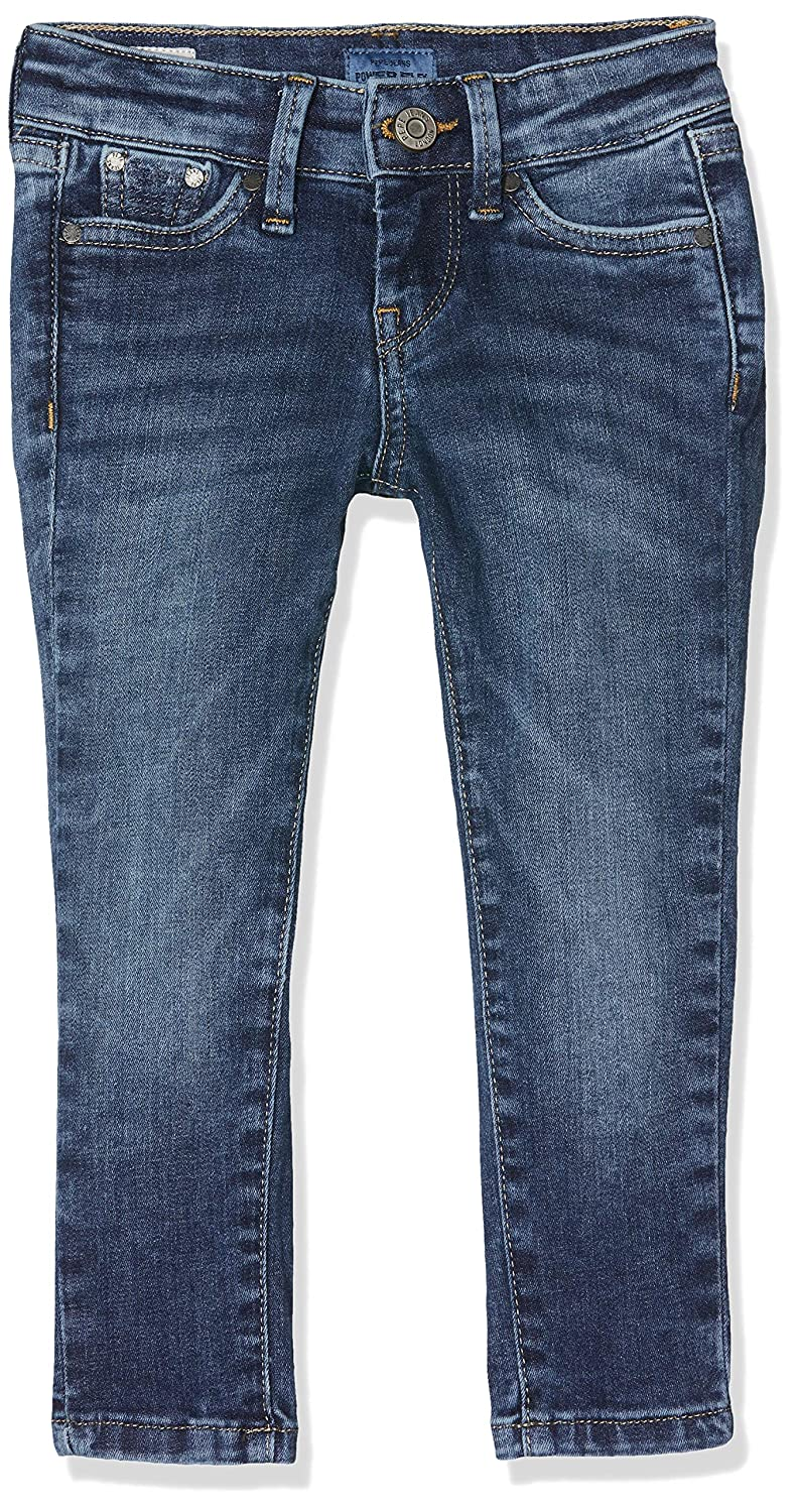 Bleu (Medium Used Denim Gk5) 3  ans   Pepe Jeans Pixlette Jeans Fille