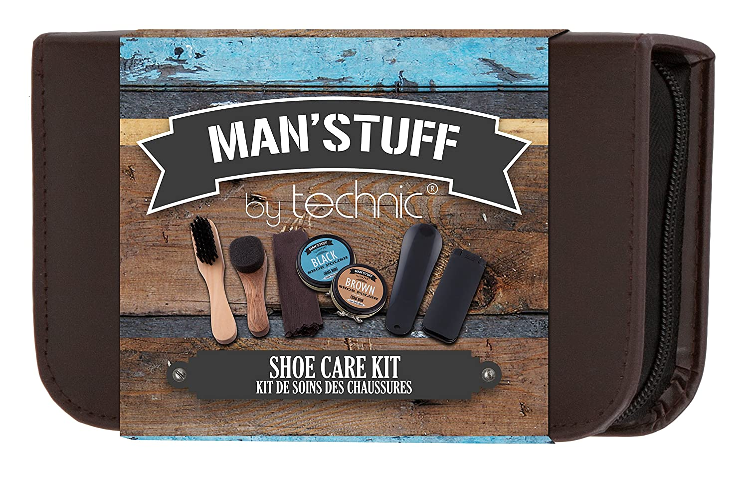 Technic Man'stuff Shoe Accessory and Kit by Technic StGkDN0G