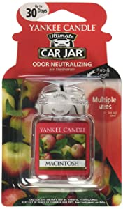 Yankee Candle Car Jar Ultimate, Macintosh