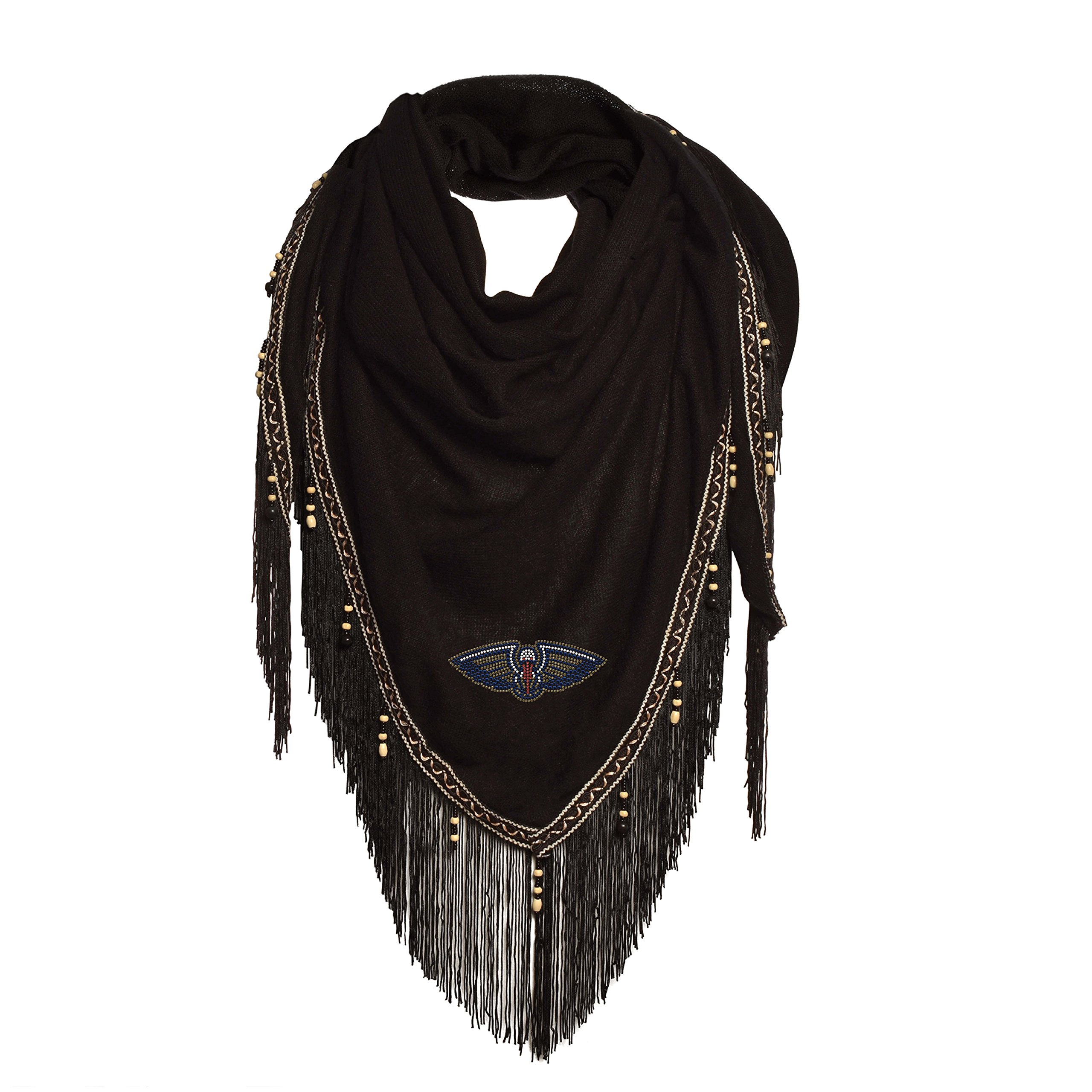 Littlearth NBA New Orleans Pelicans Beaded Scarf