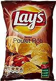 Lay's Chips Saveur Poulet Rôti le sachet de 45 g