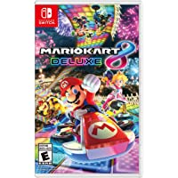 Mario Kart 8 Deluxe by Nintendo For Nintendo Switch