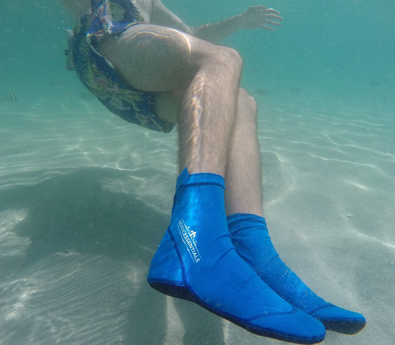 1 Pair 1 Year Warranty Playing Volleyball /& Soccer Nordic Essentials Beach Socks Women /& Men Wear in Sand Kids