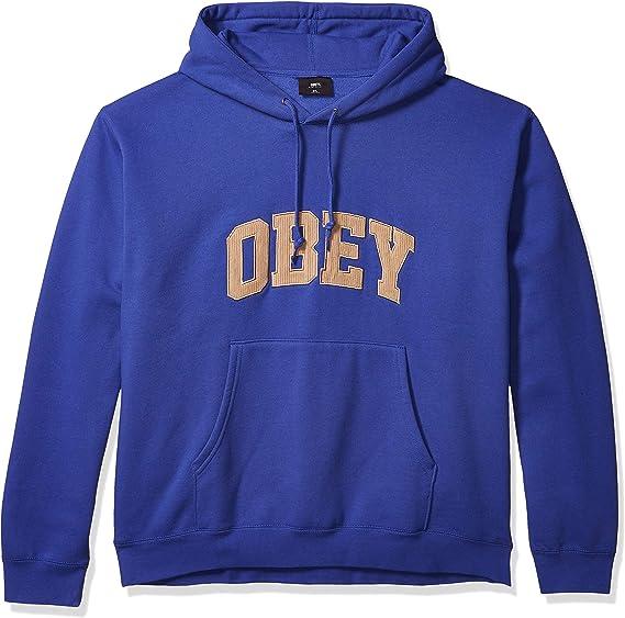 Obey Mens UNI Hooded Sweashirt