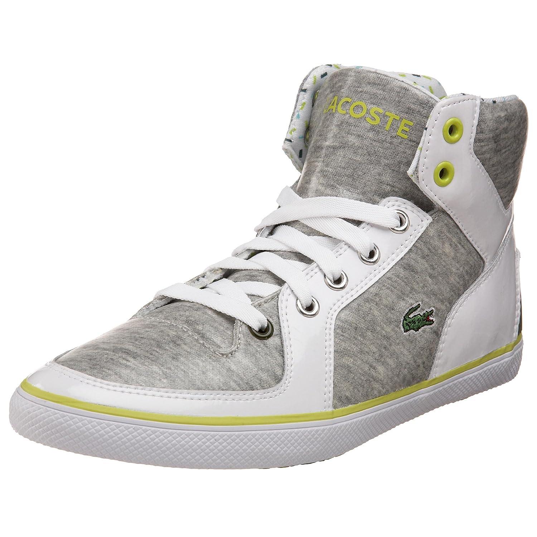 zamówienie online niesamowita cena dobra jakość Lacoste Women's Niseko 2 Hi Nw 2 037 Sneaker, Grey Marl, 6.5 ...