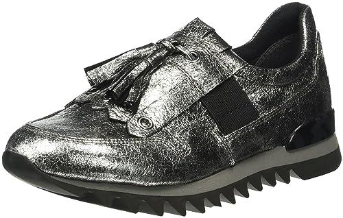 Tamaris 24611, Mocasines para Mujer, Plateado (Silver 941), 39 EU: Amazon.es: Zapatos y complementos